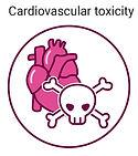 cardiovascular toxicity icon