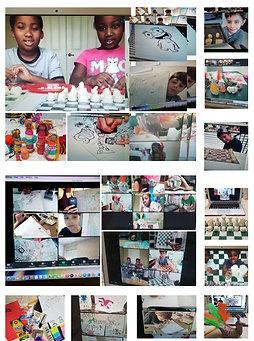 Chess +Art online