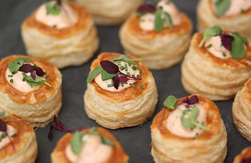 Real Patisserie - party food example