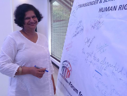 Signature Campaign at Global South