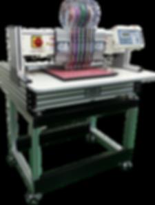 ASP-Compact Spange machine