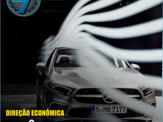 A DINÂMICA AUTOMOTIVA LONGITUDINAL E ECONOMIA DE COMBUSTÍVEL