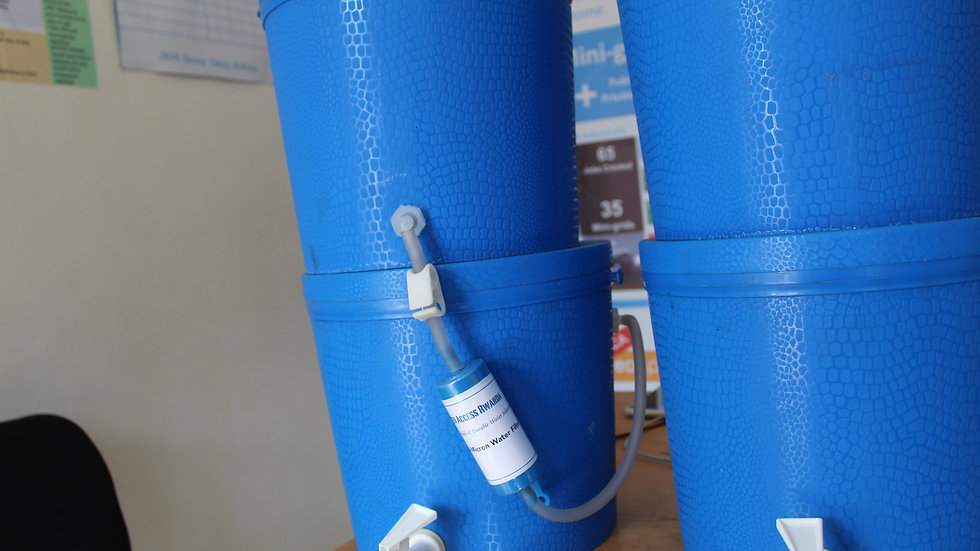 Sub-micron Household filter