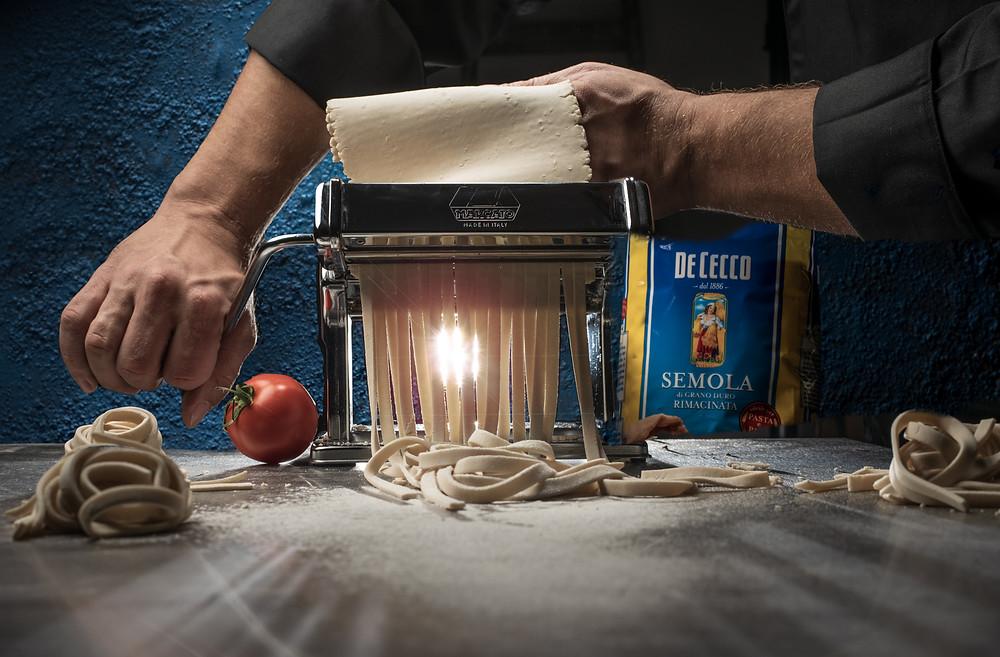 Pasta selber machen