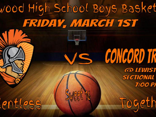 High Schools Boys Basketball TONIGHT!