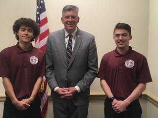 Students Visit Washington D.C.