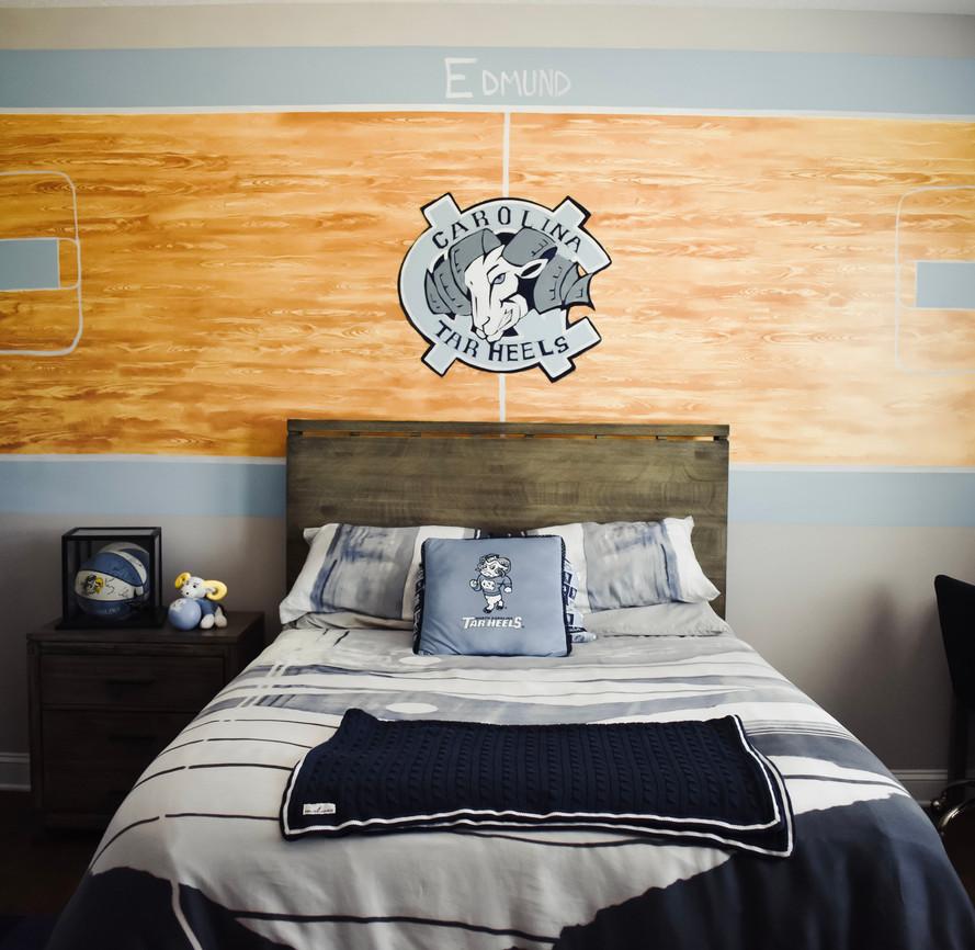 Boy's Themed Room