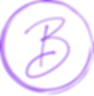 Blissful Beauty submark -  bright purple