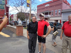 John Kameen and I