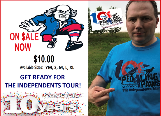 Get Ready For The Independents Tour - t