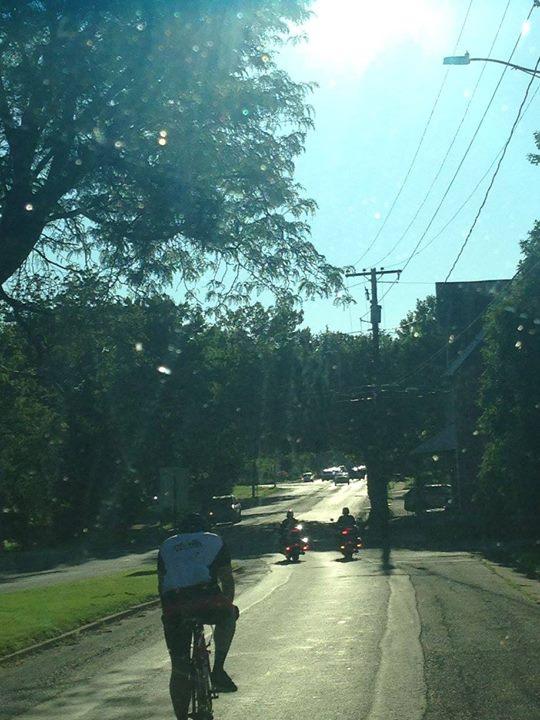 Escort through Bethlhem, PA