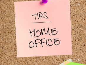 Tips para Home Office by MA -Marketing Digital