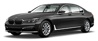 BMW 7-Series | Premium Black Car Service