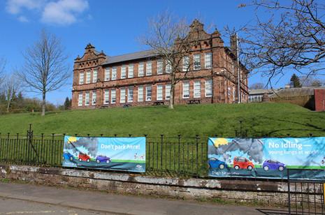 LOCHWINNOCH PRIMARY SCHOOL - COMMUNITY GROWING HUB