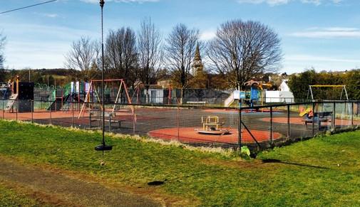 Lochwinnoch Park Renovation