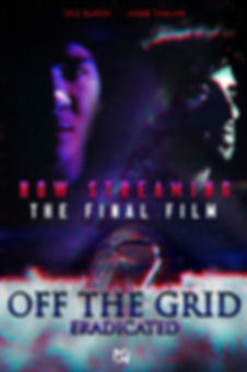 OTG Eradicated New Poster Now Streaming.
