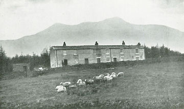 Skiddaw House pre 1987