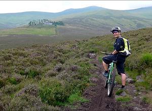 Mountain Biking on the Cumbria Way