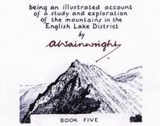 Wainwright's Northern Fells Guide