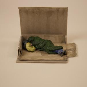 'Someone Sleeping Rough' by TJR detail.j