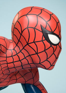 Spiderman for madame Tussauds
