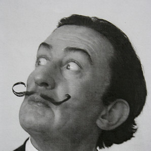 Salvador Dali for Madame Tussauds