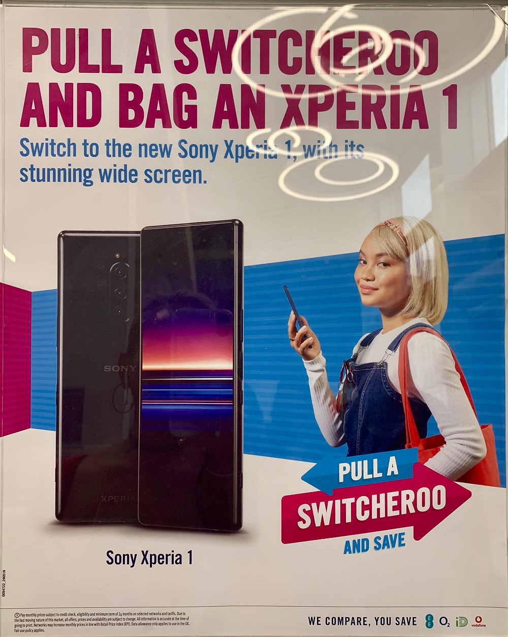 In stores Carphone Warehouse
