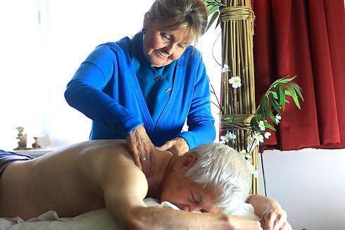 Dee Mallon Massage technique