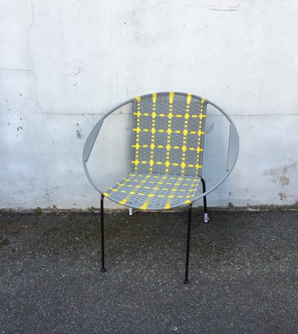 Gris clair / jaune