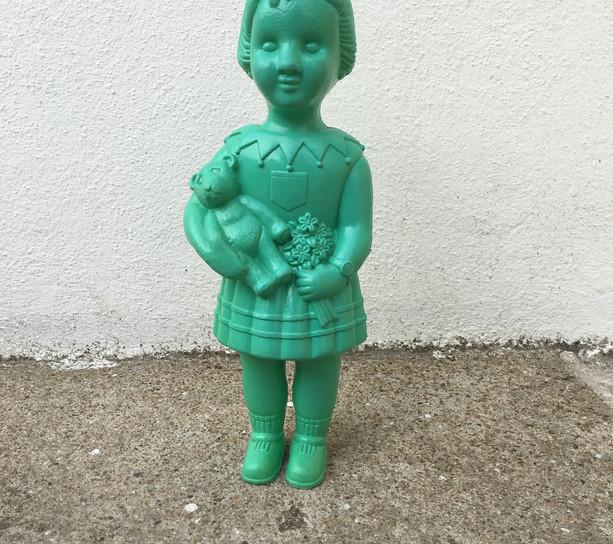 poupée M du Ghana