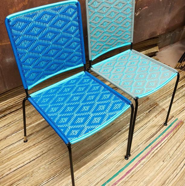 chaises droites