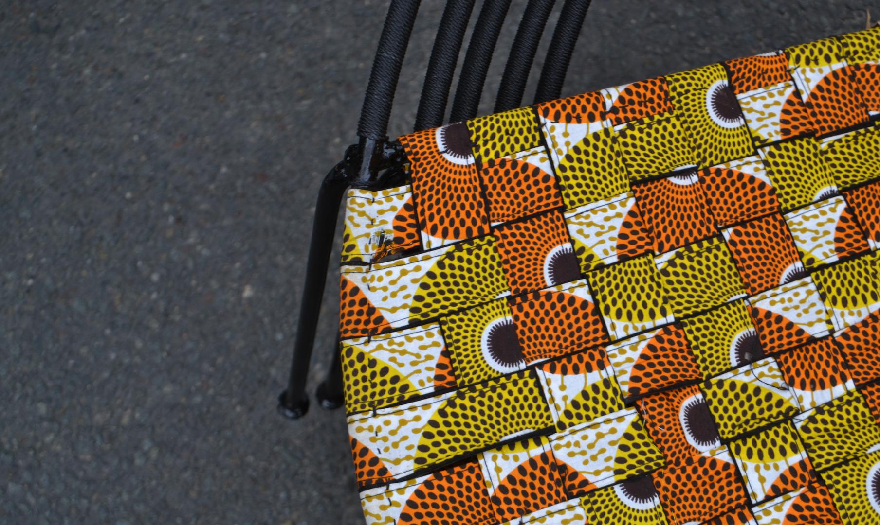 Wax soleil jaune / orange