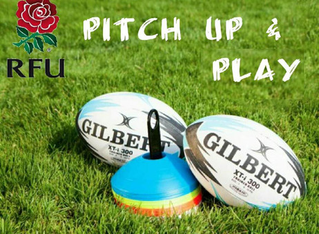 Pitch Up and Play