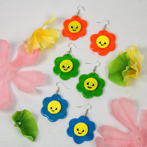 """""""The Bloom"""" Earrings"""