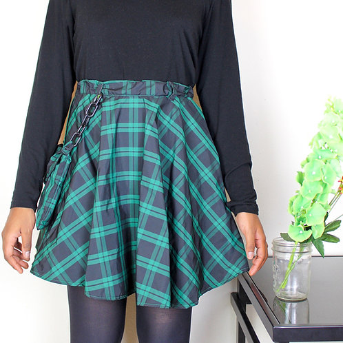 """Juniper Village"" Chained Skirt"