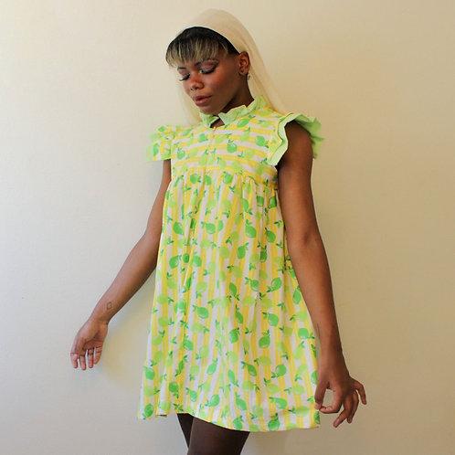 Limes on Limes Dress