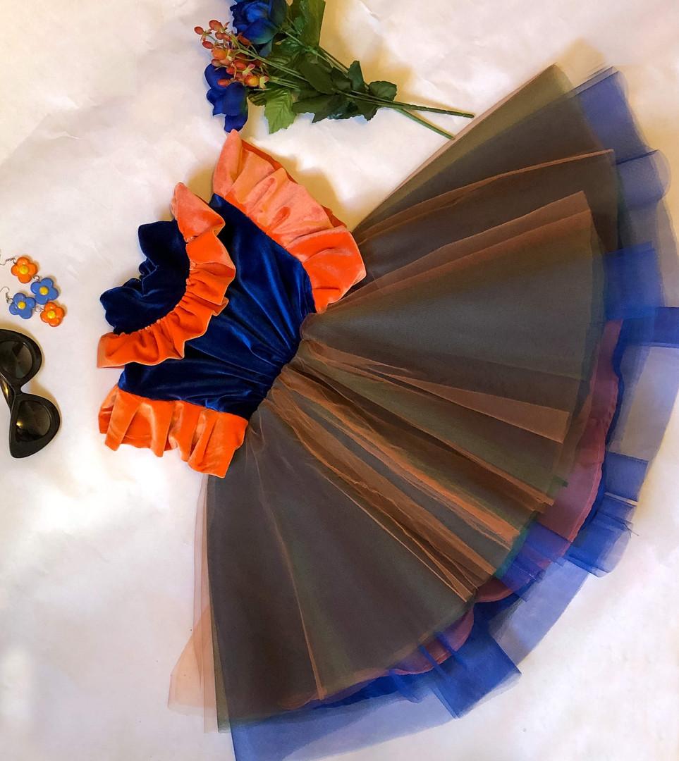 CHILDREN'S WEAR BALLERINA DRESS