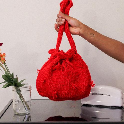"""Jam"" Bucket Bag"