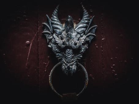 Worldbuilding Wednesday Pt. 1 - Dragons