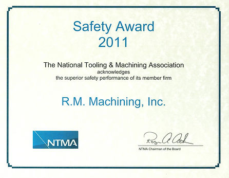 R.M. Machining, precision machine shop, precision milling and turning, AS9100 and ISO 9001 Certified