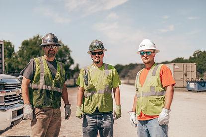 Cash Construction Company - San Pat Pull