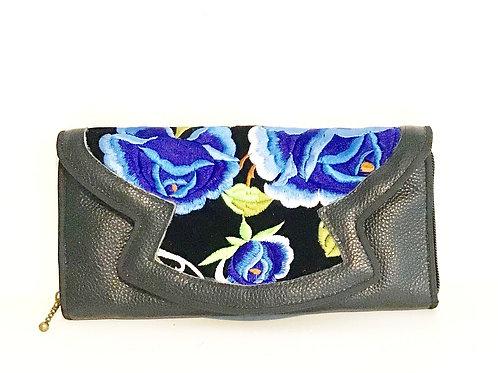 Rosebud Handmade Wallet