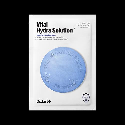 Dr. Jart Dermask Vital Hydra Solution Deep Hydration Sheet Mask