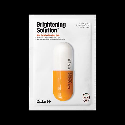 Dr. Jart Dermask Brightening Solution Ultra-Fine Microfiber Sheet Mask