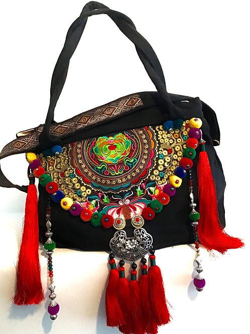 Don't Tassle Me Travel Bag
