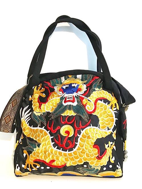 Emperor Dragon Special Handmade Tote Bag