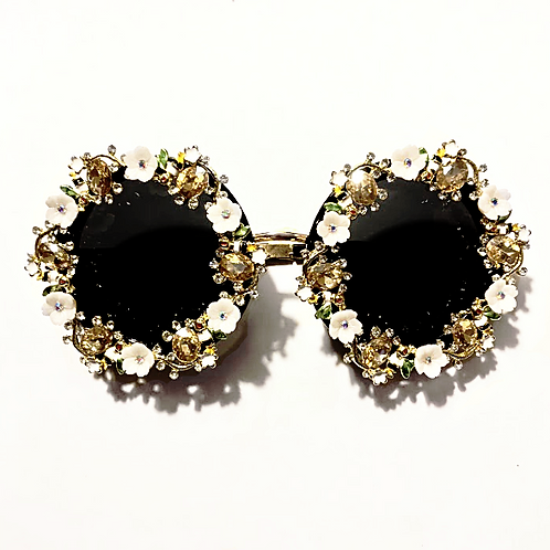 Golden Garden Sunglasses