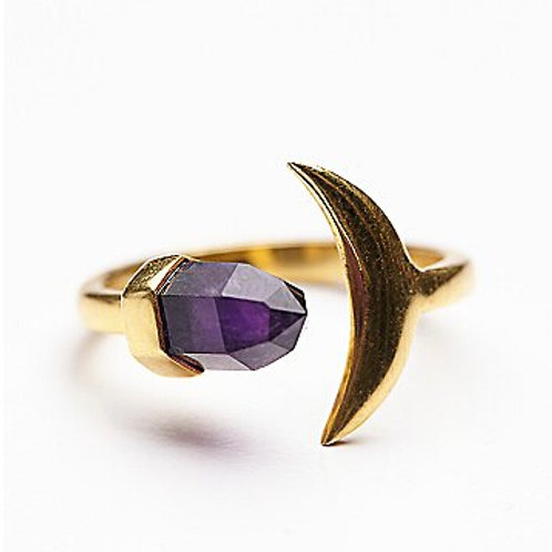 Sailing On The Moon Ring