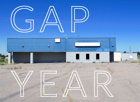 2020 Gap Year Blog