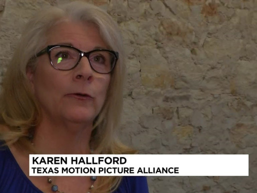 Texas Film Industry in Jeopardy During Legislative Session